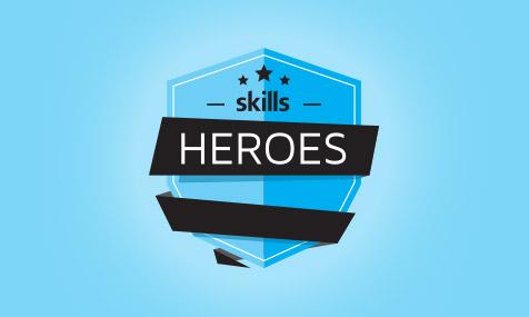 Skills Heroes zijn de vakwedstrijden voor mbo'ers