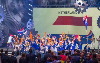 EuroSkills 2018 in volle gang!